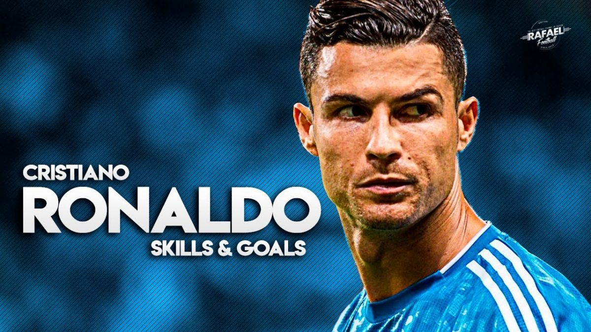 Cristiano Ronaldo - skills and goals-2020