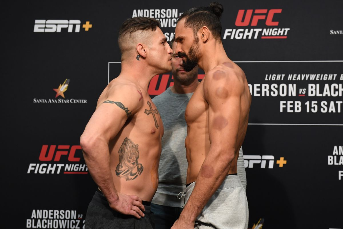 Diego Sanchez promises to leave Michel Pereira in a -pool of blood