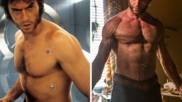 Ten Actors Who Have Bulked Up for Movie Roles