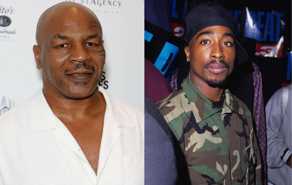 Mike Tyson -Tupac