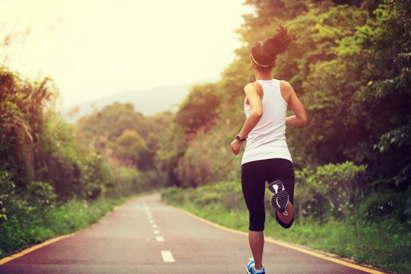 running on an empty stomach- good or bad
