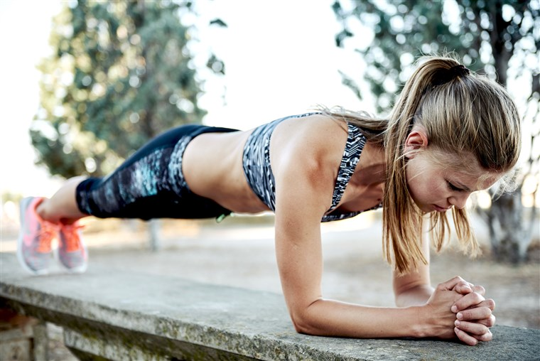 strong abs prevent from injury