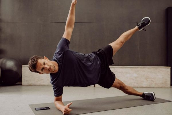 How to do a dynamic plank