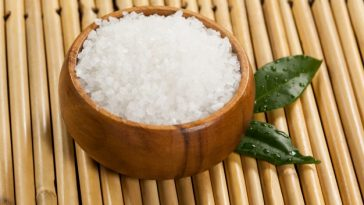 Bodybuilding and Salt